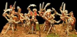 Alternative Armies 15mm Fantasy HOT14 Hordes of the Dead with Sword (x 6 figs)